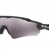 Oakley OO9275-18 RADAR EV POLISHED BLACK Prizm Black