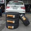 Continental Contact TX 245/50-18 เส้น 5500 ปี17