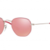 Ray Ban RJ9541SN 263/E4 SILVER TOP FUXIA Pink Flash Copper