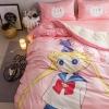 ผ้าปูที่นอนลายเซเลอร์มูน Sailor Moo