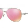 COACH HC7074 90041T GUNMETAL Pink Mirror
