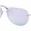 แว่นกันแดด PRADA PS 50PS 5AV2E2 Linear rossa