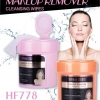 Makeup Remover Cleansing Wipes แผ่นคลีนซิ่งทำความสะอาดหน้า