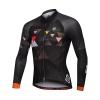 เสื้อปั่นจักรยานแขนยาวแบรนด์ MELON : ML1702050