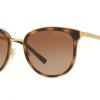 Michael Kors MK1010 110113 DK TORTOISE/GOLD Brown Gradient