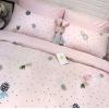 ผ้าปูที่นอนลายแตงโม ลายจุด พิมพ์ลาย