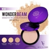 แป้งพัพ V2 Revolution Wonder Beam Smooth Melting Powder SPF25 PA++