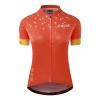 เสื้อปั่นจักรยานแขนสั้นหญิงแบรนด์ MELON : ML1703040