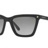 COACH HC8191F 542011 BLACK/BLACK GUNMETAL SIG C Grey Gradient