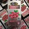 Auswelllife Cranberry 50,000 MG (แครนเบอรี่) บำรุงภายในของคุณผู้หญิง
