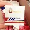 สบู่บีแอล กลูต้าโซฟ BL Gluta Soap by Queen