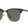 Ray-Ban RB3016F W0365 Clubmaster Asian fit Ebony 55mm