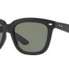 Ray Ban RB4262D 601/9A BLACK Polarized Green