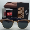 Ray-Ban Cubmaster RB3016M 1180R5 CHERRY RUBBER BLUE