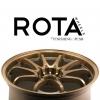 ล้อใหม่ CE28 ROTA แท้ขอบ18 ชุด9800