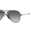 Ray Ban RJ9506S 220/11 SHINY BLACK Light Grey Gradient Dark Grey