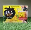 IVY Slim Detox ไอวี่ สลิม ดีท๊อกซ์ รสสัปปะรด 10 ซอง สีเหลือง