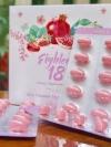 Eighteen 18 เอธ ทีน อาหารผิว by แต้ว 30เม็ด