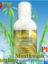 Bamboo mouthwash น้ำยาบ้วนปากสกัดจากเยื่อไผ่ 300ml.