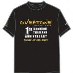• OVERTONE 1st YEAR