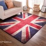 พรมนั่งเล่น ลายธงชาติอังกฤษ Union Jack