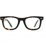 แว่นตา Rayban Wayfarer สีน้ำตาลกระ