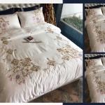 ++Luxury Bedding งานปัก
