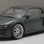 Pre Order โมเดลรถ Audi R8 V10 เทา 2017 1:18 รุ่นหายากสุดๆ มีโปรโมชั่น