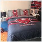 ผ้าปูที่นอน ลายซุปเปอร์แมน SuperMan Bedding Set