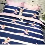 ผ้าปูที่นอน ลายพิงค์แพนเตอร์ Pink Panter