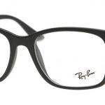 RayBan RX7059D 5196 EYEGLASS BLACK FRAME