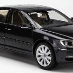 Pre Order โมเดลรถ Volkswagen Phaeton เทาดำ 1:18 รุ่นหายากสุดๆ มีโปรโมชั่น