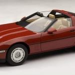 ขาย พรีออเดอร์ โมเดลรถเหล็ก โมเดลรถยนต์ Chevrolet Corvette 86 ส้ม สเกล 1:`18 มี โปรโมชั่น