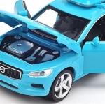 พร้อมส่ง รถโมเดล รถเหล็ก มีไฟมีเสียง Volvo XC 1:32 มี โปรโมชั่น