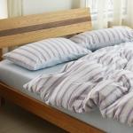 ผ้าปูที่นอน ผ้า Muji เนื้อผ้าถักนิตติ้ง KnittedCotton