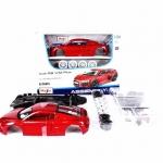 ขาย พรีออเดอร์ โมเดลรถเหล็ก โมเดลรถยนต์ ประกอบ Audi R8 V10 แดง 1:24 สเกล มี โปรโมชั่น