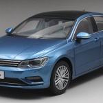 Pre Order โมเดลรถ Volkswagen Lamando น้ำเงิน 1:18 รุ่นหายากสุดๆ มีโปรโมชั่น