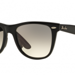 Ray Ban RB2140F 901/32 Grey Gradient