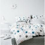 ผ้าปูที่นอน ลายเส้น-จุด polka dot Multivariate