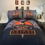ผ้าปูที่นอน ลายยอดมนุษย์ ซุปเปอร์ฮีโร่ Batman แบทแมน