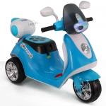 รถมอเตอร์ไซค์ (รถแบต) สีฟ้า...ฟรีค่าจัดส่ง...ฟรีค่าจัดส่ง