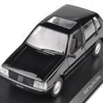 พรีออเดอร์ โมเดลรถเหล็ก โมเดลรถยนต์ Fiat Uno 55S ดำ 1:24 มี โปรโมชั่น