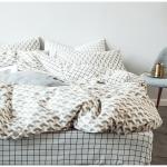 ผ้าปูที่นอน ลายทาง ลายตาราง multivariate