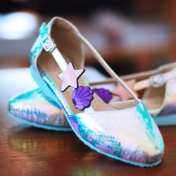 Mermaid Ballet (Rainbow) บัลเลต์ สีเมอเมด