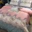 ผ้าปูที่นอน งานเจ้าหญิงสุดหวาน ลายปัก ระดับไฮเอนด์สุดหวาน thumbnail 3