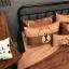 ผ้าปูที่นอน ลายหมีบราวน์ โคนี่ เนื้อผ้าคอตตอนซาติน thumbnail 5