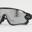 OAKLEY OO9270-19 JAWBREAKER POLISHED BLACK Chrome Iridium Vented