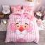 ผ้าปูที่นอน ลายพิ้งค์ แพนเตอร์ Pink Panther thumbnail 1