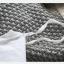 ผ้าปูที่นอนลายหินอ่อน สีขาว-เทาเข้ม thumbnail 5