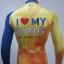 เสื้อปั่นจักรยานแขนยาว LONG LIVE THE KING : NL1702010 thumbnail 2